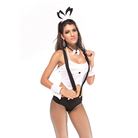 Rabbit Adult Costume, Halloween Costume