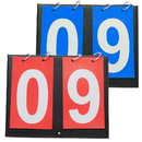 GOGO 2 Sets Portable Table Top Sports Scoreboards, 00-99