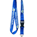 Pronotional Lanyard with Size 4/5 Inch