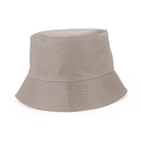 (Price/24pcs) Opromo Blank Cotton/Polyester Twill Bucket Hat Summer Outdoor Hat