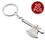 Aspire Mini Engraved Axe with Keychain 20PCS/PACK