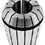 ABS Import Tools ER-25 17/32 Inch Spring Collet