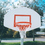 MacGregor Official Aluminum Backboard Only - White - White Powder Coated Backboard only