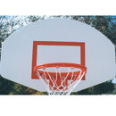 MacGregor White Powder Coated Aluminum Backboard With Goal And Net only