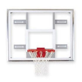 Bison Side Court Conv. Glass Backboard, Price/EA