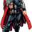 "Advanced Graphics 1586 Thor - 74"" x 38"" -  Cardboard Standup"