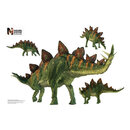 Advanced Graphics WJ1037 Stegosaurus Group - Wall Jammer