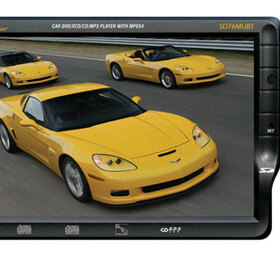 "Lanzar 7"" TFT Touch Screen DVD/VCD/CD/MP3/CD-R/USB/AM/FM/RDS Receiver with Bluetooth System, Price/Unit"