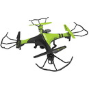 Digital Treasures DTR-05842 Zero Gravity Talon Drone, Green - Green