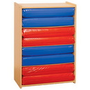 Angeles AVL1170 Value Line 4-Section Rest Mat Storage