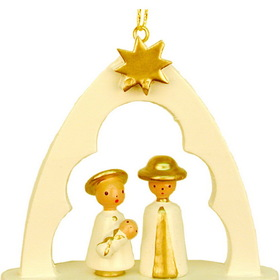 ULBR Ornament, Holy Famly/Arch Each (Item number: 10-0182)