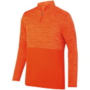 Augusta Sportswear 2908 Shadow Tonal Heather 1/4 Zip Pullover