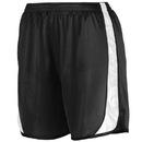 Augusta Sportswear 327 - Wicking Track Short With Side Insert