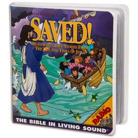 Bible in Living Sound #5 SAVED - 10-CD Wallet
