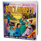Bible in Living Sound #6 RECLAIMED - 10-CD Wallet