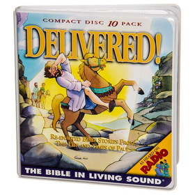 Bible in Living Sound #7 DELIVERED - 10-CD Wallet