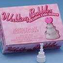 Wedding Cake Bubbles, Pack of 24
