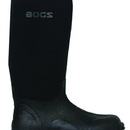 Bogs Womens Classic High Boots - Black - 6