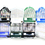 Prevue Pet Products Parakeet Cage Assorted Assorted / 13X11X16 Inch - 22008