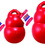 Kong Bounzer - Red - Extra Large