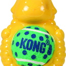 Kong Tennis Pals Lamb Dog Toy - Assorted - Large