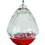 Woodstream Glass Hummingbird Feeder - Red - 10 Ounce
