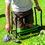 Gardman Foldaway Garden Kneeler & Seat - 22X11X19 Inch