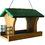 Audubon/Woodlink Bird Feeder Recycl W/Suet Hldr Green - Nagogreen2