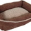 Petmate Shearling Rectangular Lounger - Assorted - 30X24X9 Inch