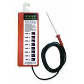 Woodstream Zareba Voltage Tester 8 Light Black - Rsvt8