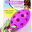 Ethical Dog Lil  Spots Rubber And Rope Dog Toy - Assorted - 6 Inch