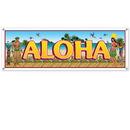 Beistle 50419 Tropical Beach Sign Banner