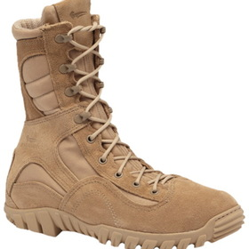 Belleville SABRE 333 - Hot Weather Hybrid Assault Boot, Tan