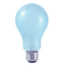 Bulbrite 50/150/N 3-Way Incandescent True Daylight A21, Medium Base, Frost
