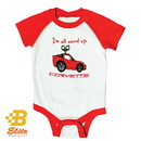 Belite Designs Belite Designs C6 Corvette All Wound Up Infant Creeper 24 MONTH -