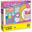 Creativity for Kids 1733000 Creativity for Kids Pretty Pedicure Salon Activity
