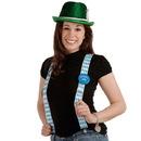 Beistle 60809 Oktoberfest - Suspenders Adult