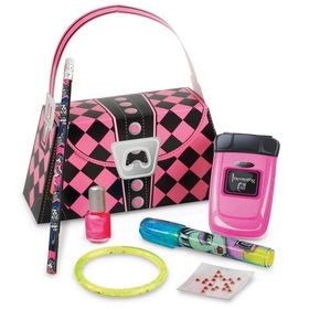 207252 Monster High - Party Favor Purse