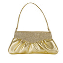 Touch Ups by Benjamin Walk Women's Lorraine Handbags Synthetic Gold