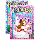 Bazic Products 12290-48 Princess Foil & Embossed Coloring & Activity Book