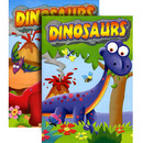 Bazic Products 12627-48 Dinosaurs Coloring & Activity Book