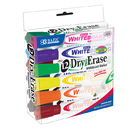 Bazic Products 1272-12 Bright Color Chisel Tip Dry-Erase Markers (12/Box)