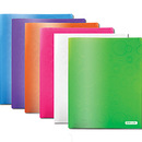 Bazic Products 2138-48 Bubble Embossed Multi Color 2-Pockets Poly Portfolio