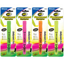 Bazic Products 2342-24 2 In 1 Fluorescent Gel Highlighter & Ballpoint Pen