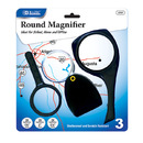 Bazic Products 2707-12 2X Magnifier Sets (3/Pack)