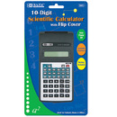 Bazic Products 3003-48 10-Digit Scientific Calculator W/ Flip Cover