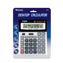 Bazic Products 3011-12 12-Digit Desktop Calculator W/ Profit Calculation & Tax Functions
