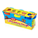 Bazic Products 3312-24 5 Oz. Multi Color Modeling Dough (3/Pack)