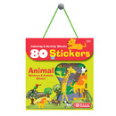 Bazic Products 3861-24 Animal Series Assorted Sticker (80/Bag)