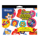 Bazic Products 3870-144 Jumbo Reward Sticker Book